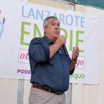 Ramiro Muñoz, concejal de Lanzarote en Pie-Yaiza