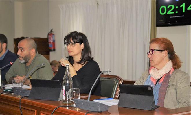 Concejales de Lanzarote en Pie-Sí Podemos Arrecife